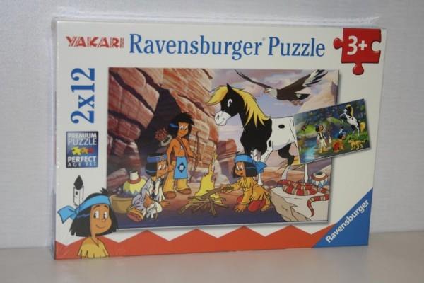 My first Puzzle Unterwegs