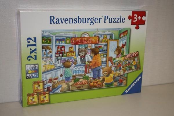 My first Puzzle Komm, wir