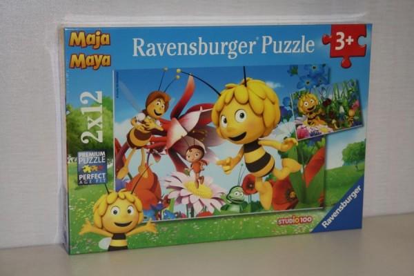 Puzzle 2x12T Ausflug mit