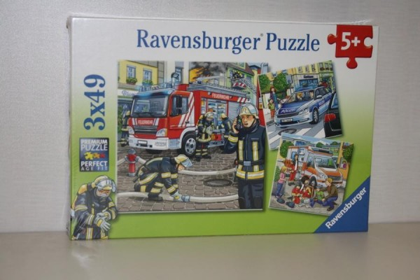 Puzzle 3x49T Helfer in de