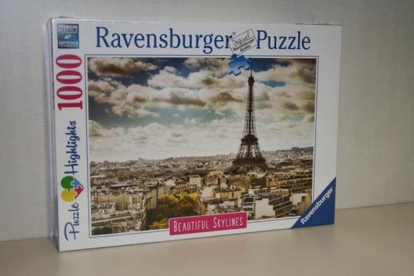 Puzzle 1000T Paris Highli