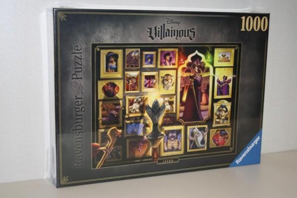 Puzzle 1000T Villainous J