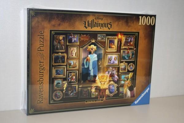 Puzzle 1000T Villainous K