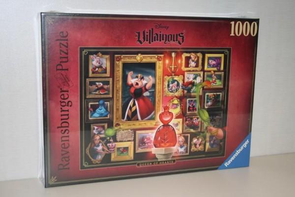 Puzzle 1000T Villainous Q