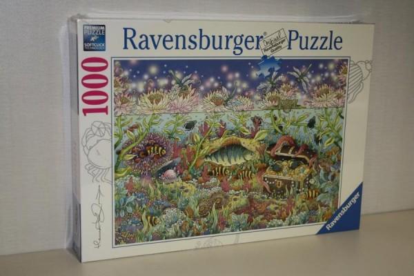 Puzzle 1000T Dämmerung im