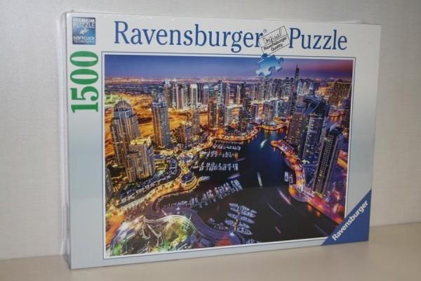 Puzzle 1500T Dubai im Per