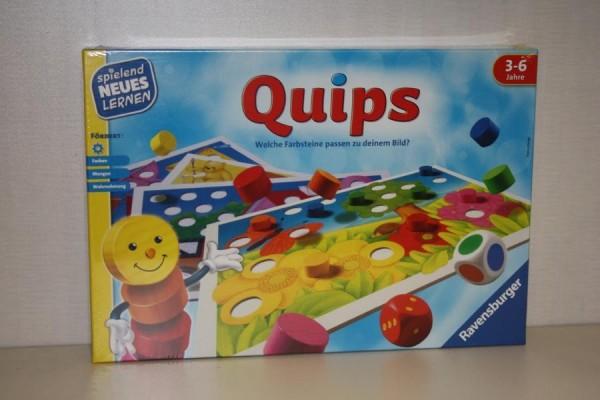 Quips - welche Farbsteine