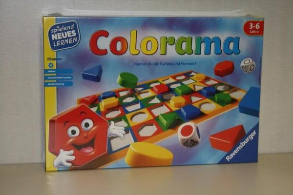 Colorama - Farben+Formen