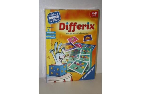 Differix - schau genau