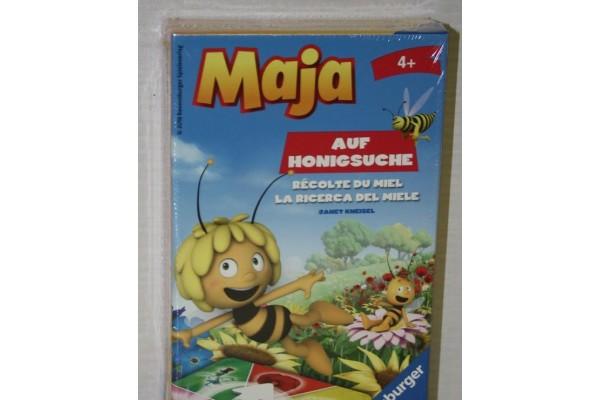 Mitbringspiel Biene Maya auf