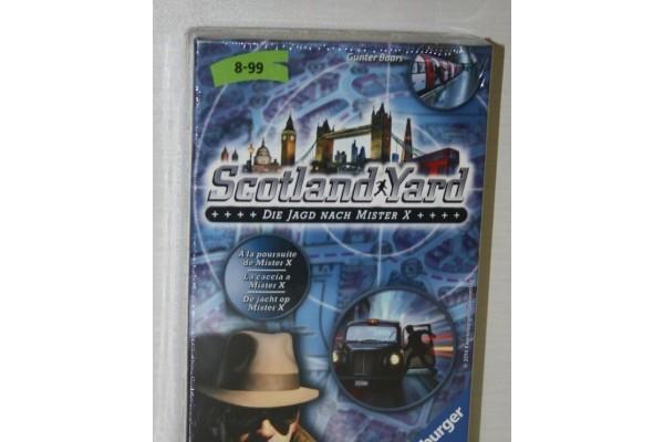 Mitbringspiel Scotland Yard