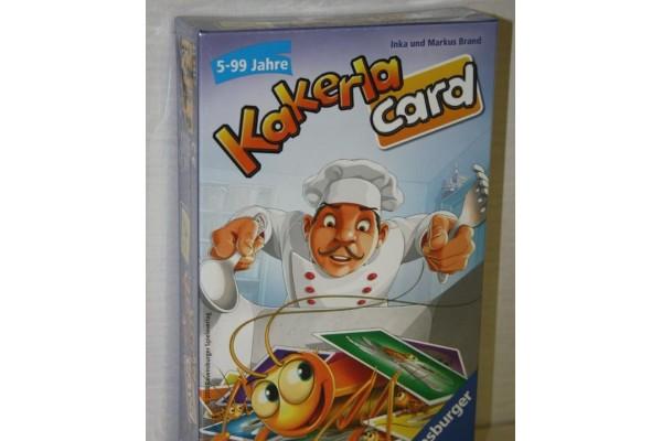 Mitbringspiel KakerlaCard