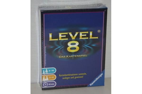 Level 8 Kartenspiel
