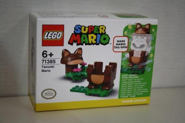 LEGO Super Mario Tanuki M