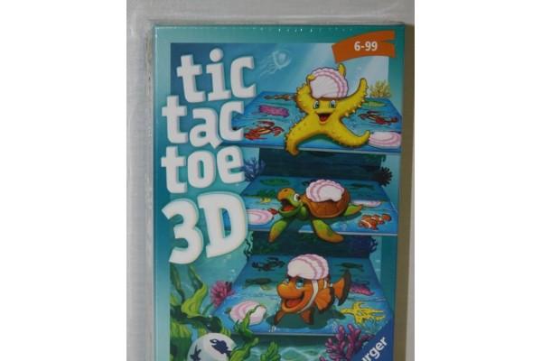 Mitbringspiel Tic Tac Toe