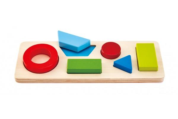 Geometrie-Puzzle