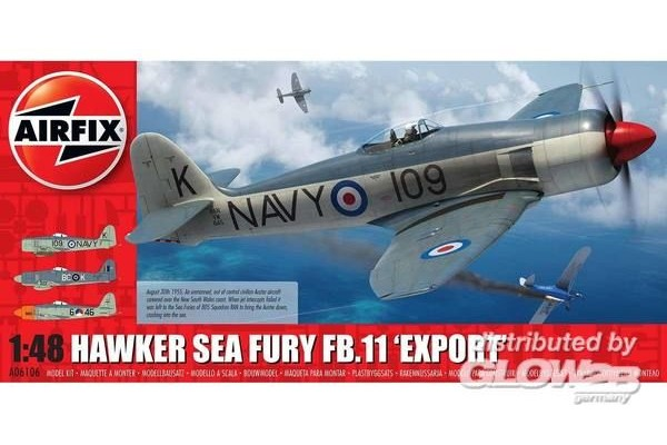 """Hawker Sea Fury FB.11 """"Export"""