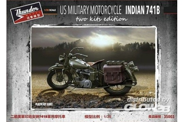 US Military Motorcycle Indian