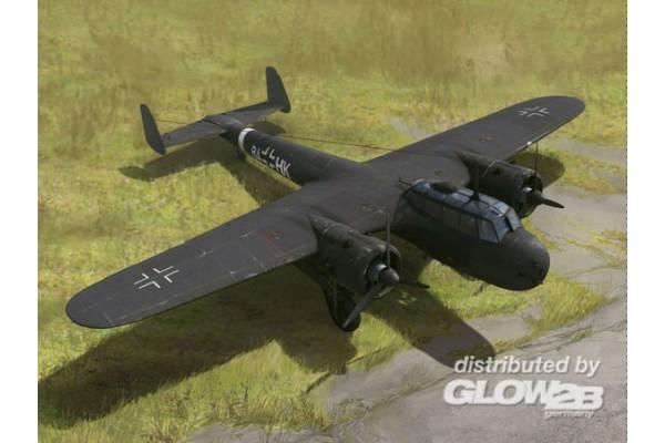 Do 17Z-7, WWII German Night F