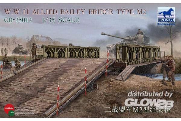 WWII Allied Bailey Bridge Typ