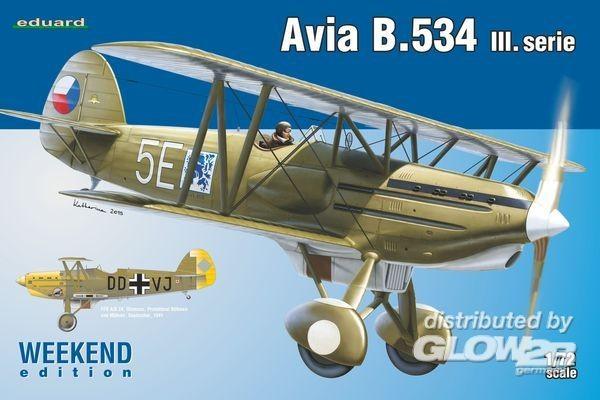 Avia B.534 III.serie Weekend