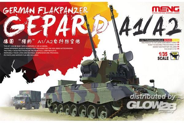 German Flakpanzer Gepard A1/A