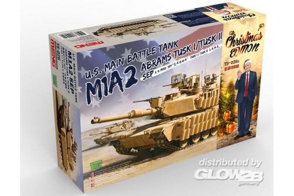 U.S. Main Battle Tank M1A2 SE
