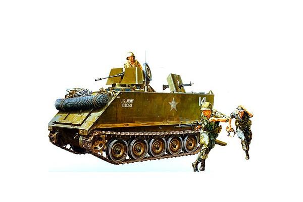 1:35 US M113 ACAV Sturmangrif