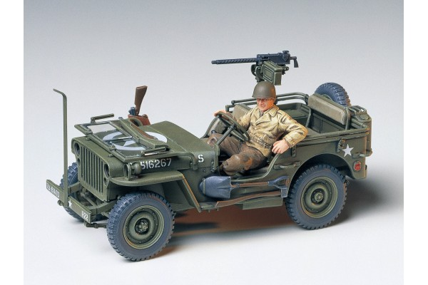 1:35 US Willys Jeep MB 4x4 (1