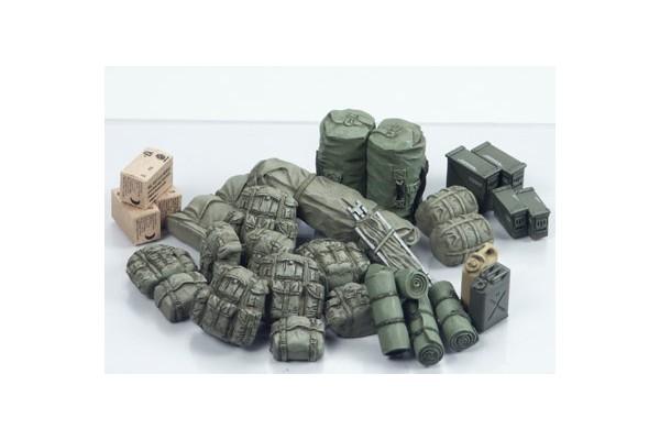 "1:35 Diorama-Set US Milit""r Z"