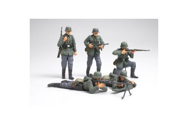 1:35 Fig-Set Dt. Infanterie F