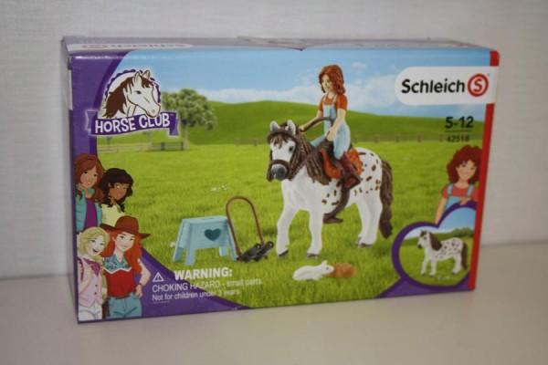 Schleich Horse Mia & Spotty