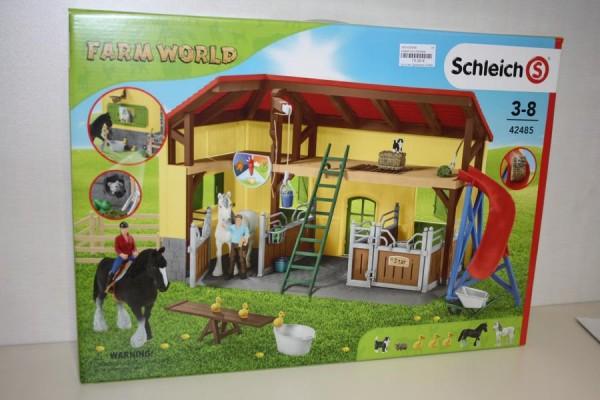 Schleich Farm Pferdestall