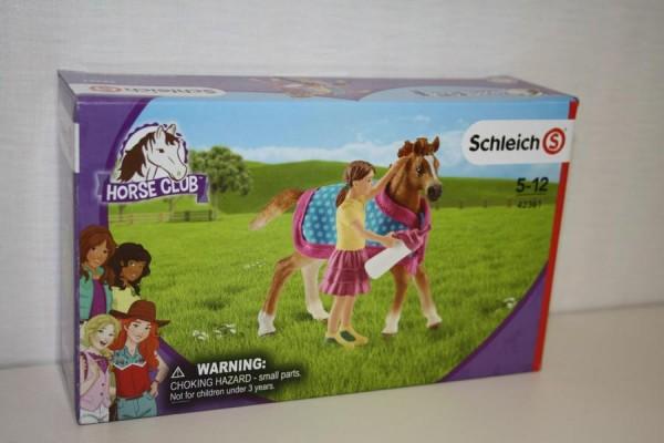 Schleich Horse Fohlen mit...