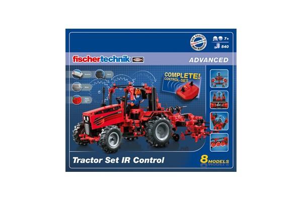 Traktor Set IR Control