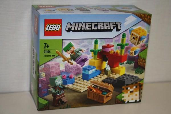 LEGO Minecraft Das...
