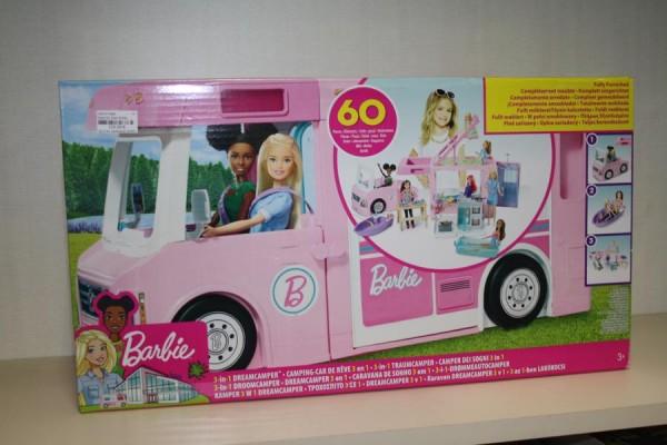 Barbie 3in1 Super...