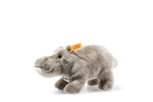 Sammi Nilpferd 24 grau stehen