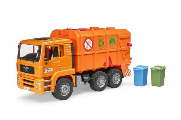 Müll LKW 47cm MAN TGA