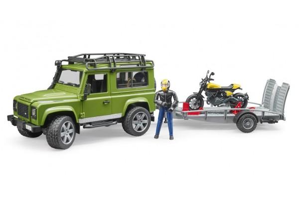 Land Rover Defender mit...