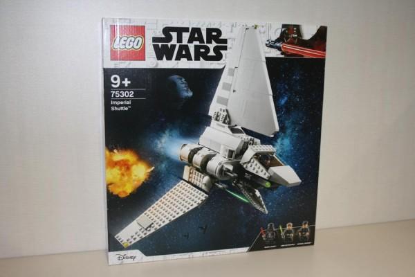 LEGO Star Imperial Shuttle