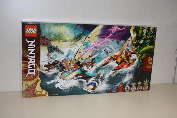 LEGO Ninjago Duell der...
