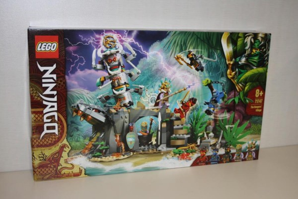LEGO Ninjago Das Dorf der...