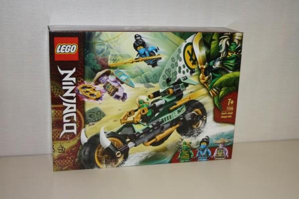LEGO Ninjago Lloyds...