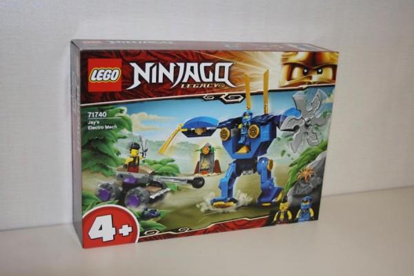 LEGO Ninjago Jays Elektro-Mech