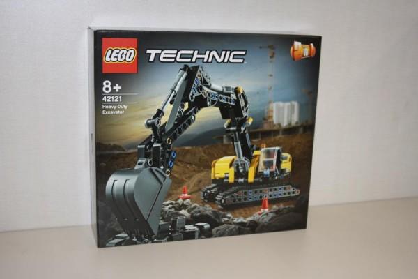 LEGO Technic Hydraulikbagger