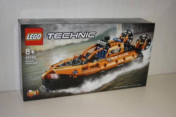 LEGO Technic Luftkissenboot...