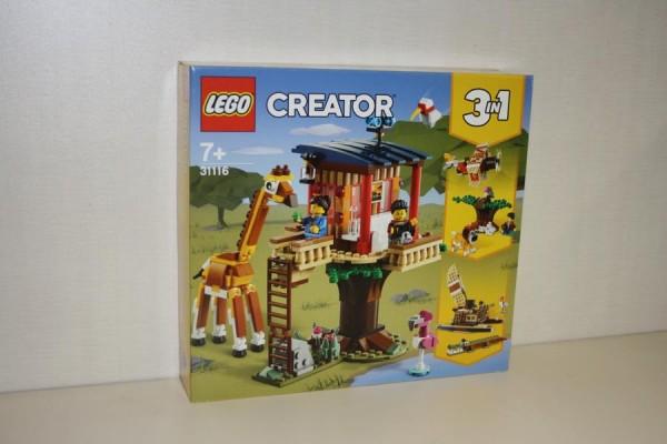 LEGO Creator Safari-Baumhaus