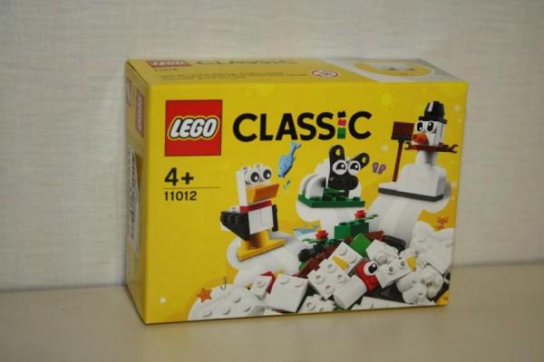 LEGO Classic Bausteine -...