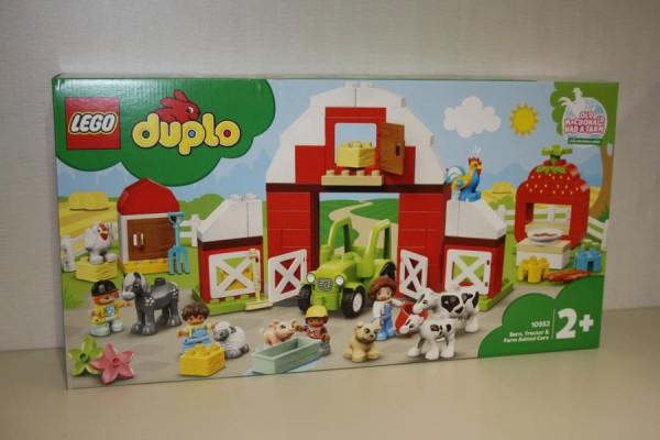 LEGO Duplo Scheune, Traktor...
